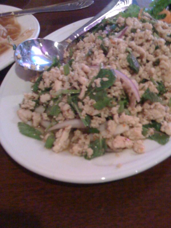 Thai Food Santee San Diego