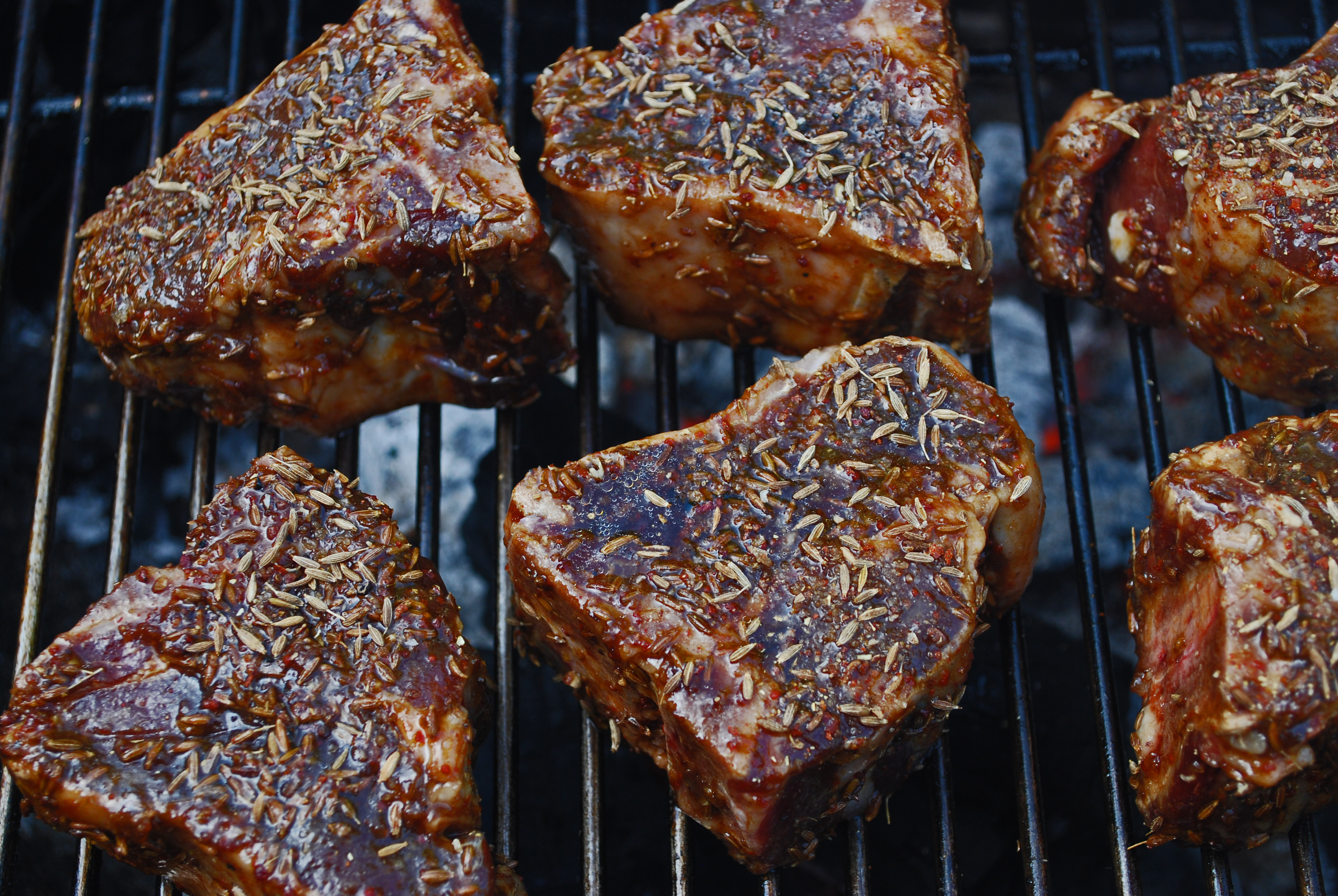 lamb loin chops basic sear roasted lamb loin icelandic breaded lamb ...