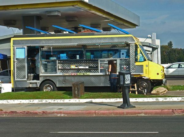Ramen Food Truck Dc