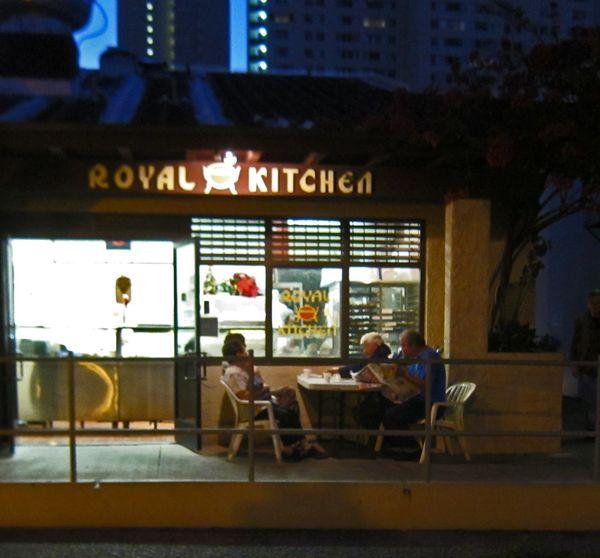 Honolulu: Royal Kitchen And Nam Fong