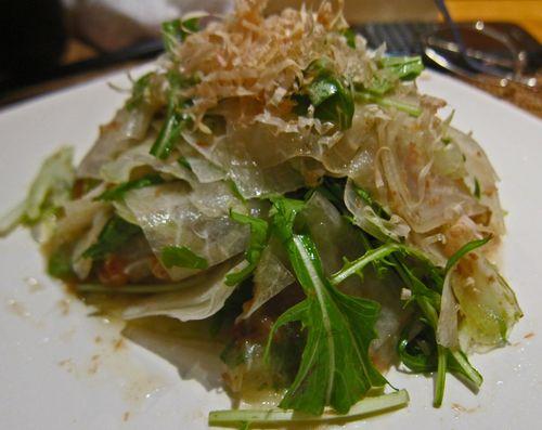 Okan Daikon Salad