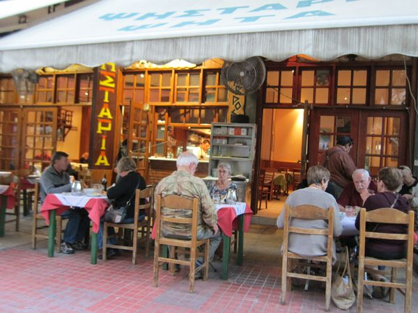 Greece Chania To Athens Lunch At Tamam And Overnight In Athens Mmm Yoso