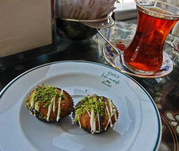 Istanbul: The Grand Bazaar, Kara Mehmet Kebab, Haci Bekir