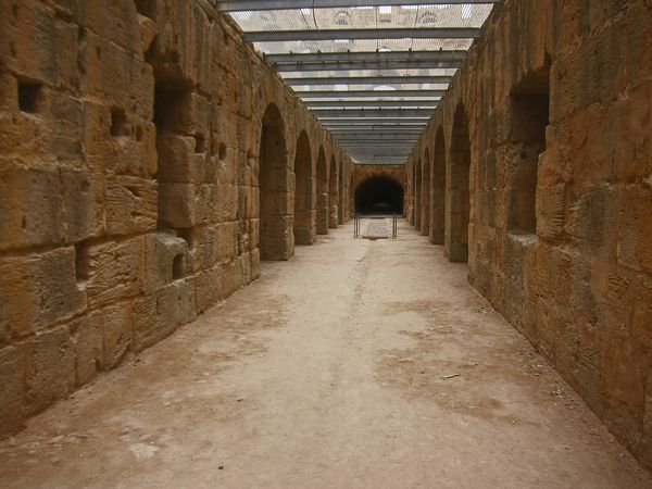 Tunisia The Sousse Catacombs Planet Food El Djem And We Arrive In Kairouan Mmm Yoso