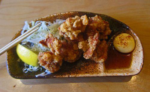 Yakyudori Karaage