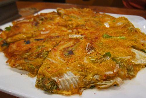 Kimchi Pajun