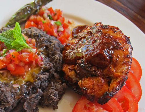 Guajillo Adobo Grilled Chicken 02