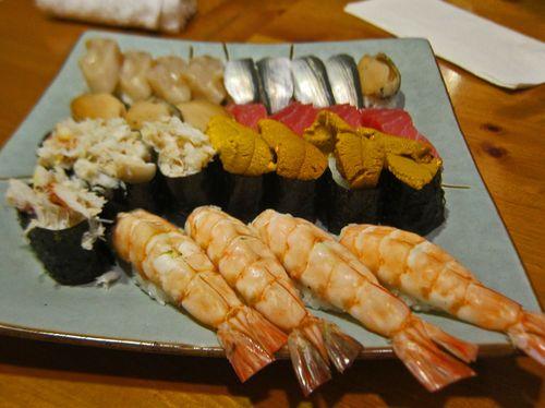 Kaga Sushi 08