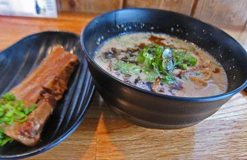 Kotteri Ramen with Kakuni Pork - Ramen Yamadaya