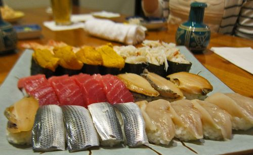Kaga Sushi 10