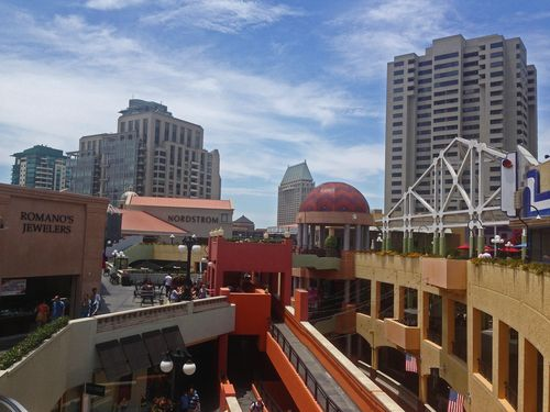 Horton Plaza View