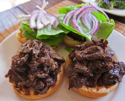 Teri Beef Sandwiches 01