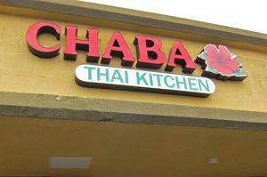 Chaba Thai 12