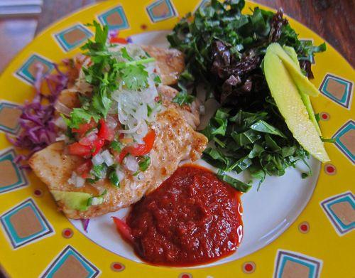Guajillo Chipotle Roasted Tomato Salsa 03