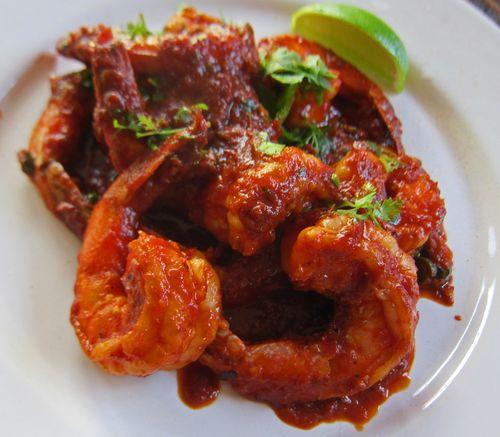 Guajillo Chipotle Roasted Tomato Salsa 01