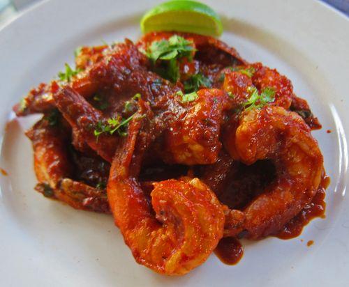 Guajillo Chipotle Roasted Tomato Salsa 02
