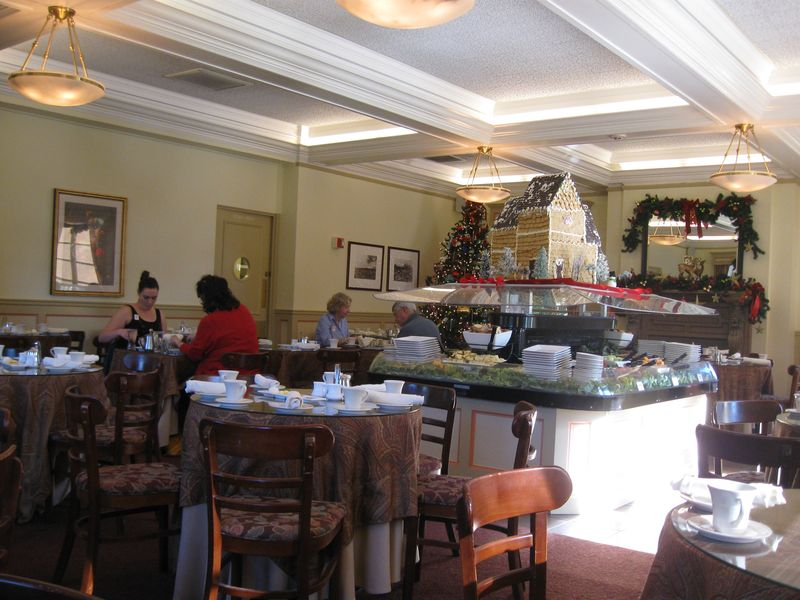 Rose Tea Room Pleasanton