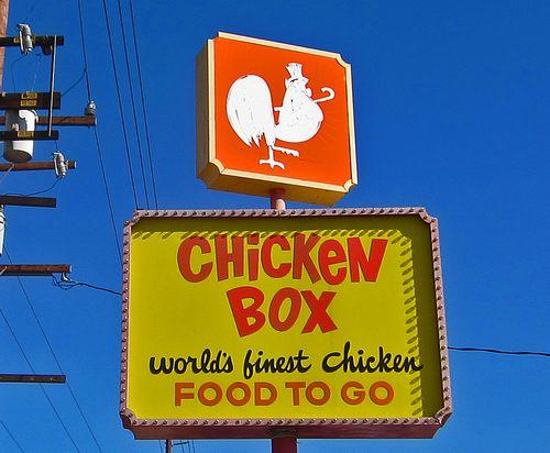 Chicken Box 01