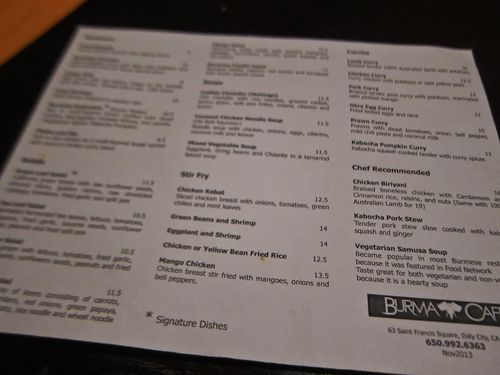 Burma Cafe 03
