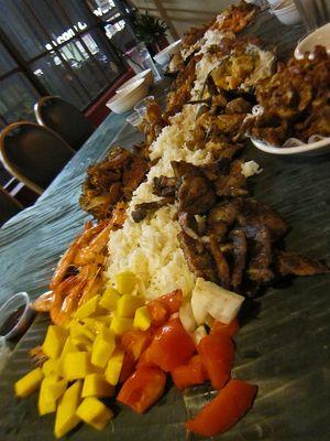 Villa Manila Kamayan 08