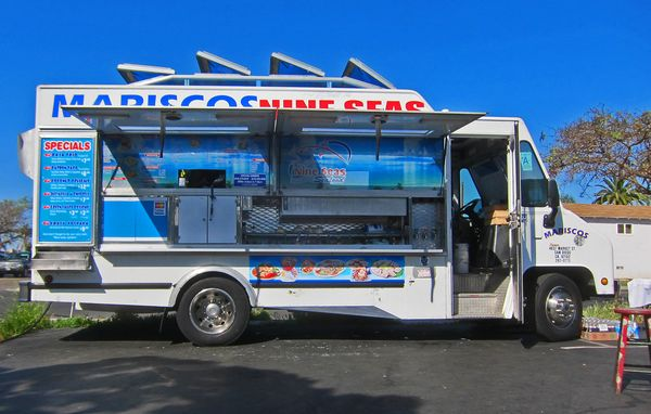 Teriyaki Food Truck
