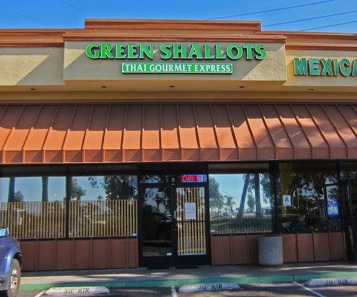 Green Shallots 01