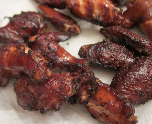 Smoked Shio Koji Wings 02