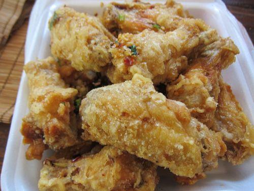 Mandarin Canton Wings