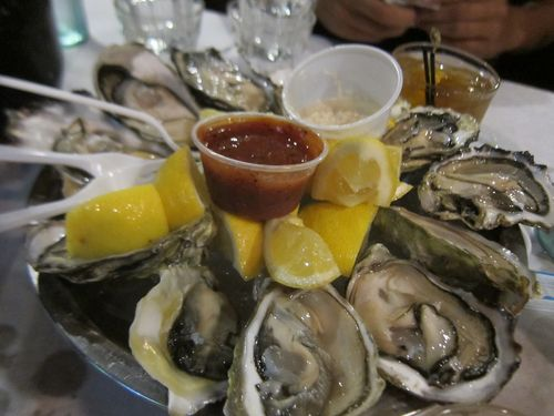 CH Oysters