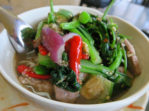 Thai Papaya 09