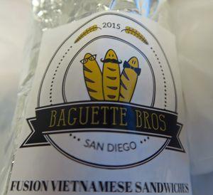 Baguette Bros 16