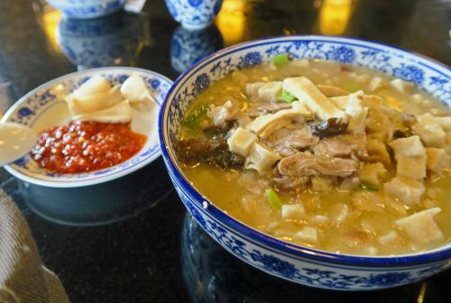 Yang Rou Pao Mo - Shan Xi Magic Kitchen