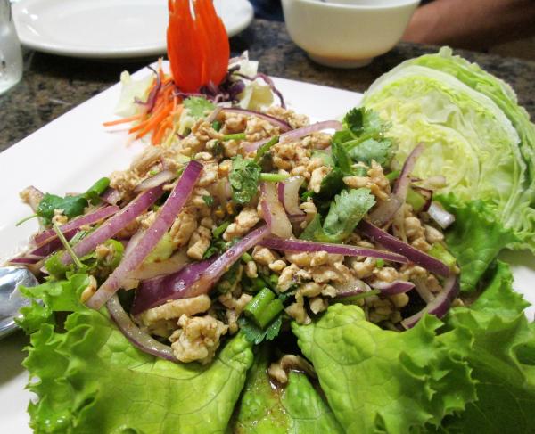 mmm-yoso!!!: Yuma Thai Cuisine