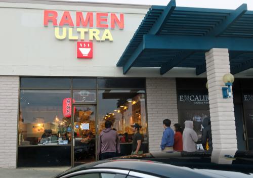 Ramen Ultra 10