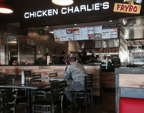 Chicken Charlies 08