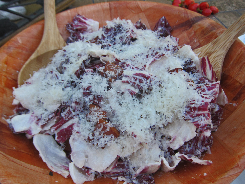 mmm-yoso!!!: Copycat Radicchio Salad (Inspired by Tasty N Alder)