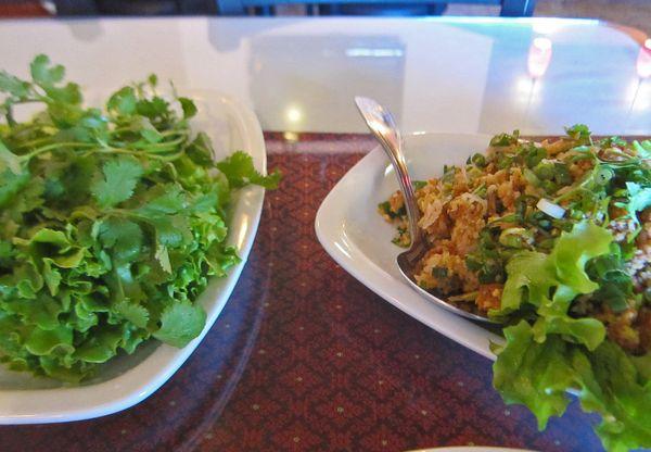 Menu Thai Kitchen