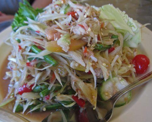 Thai Papaya 06