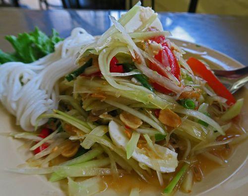 Thai Papaya 08