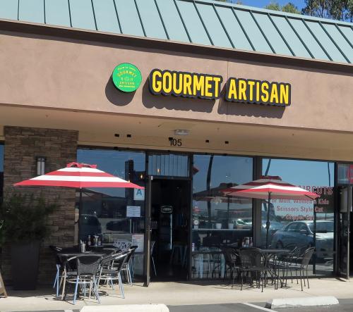 Artisan Gourmet 01