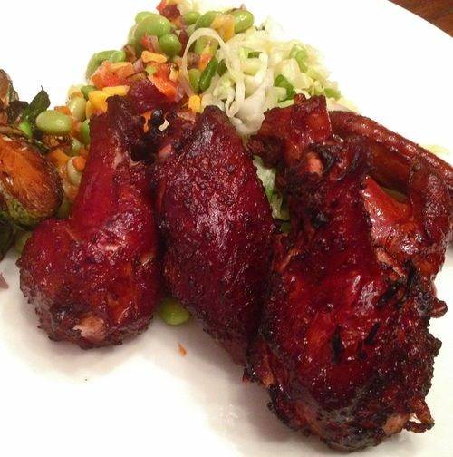 Smoked Shio Koji Wings 04
