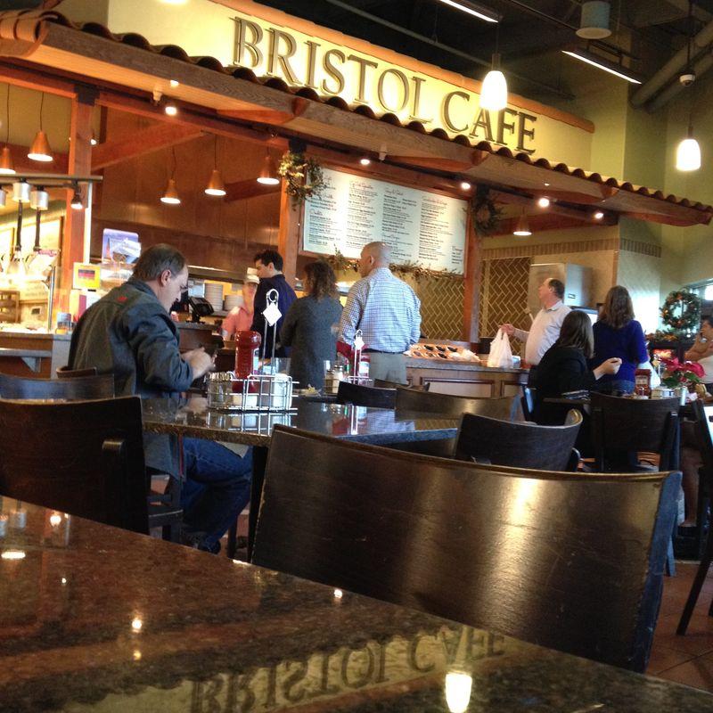 Bristol Cafe Menu Statesville Nc