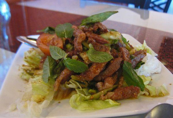 Lao Thai Kitchen Kippax Menu