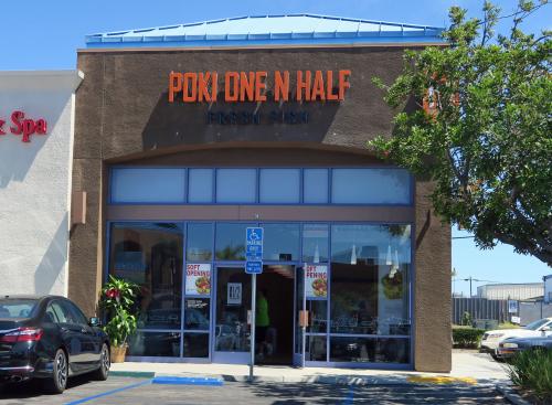 Poke One N Half 01