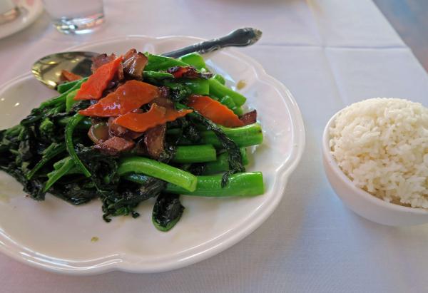 Sun Lai Chinese Restaurant Bribie Island Menu