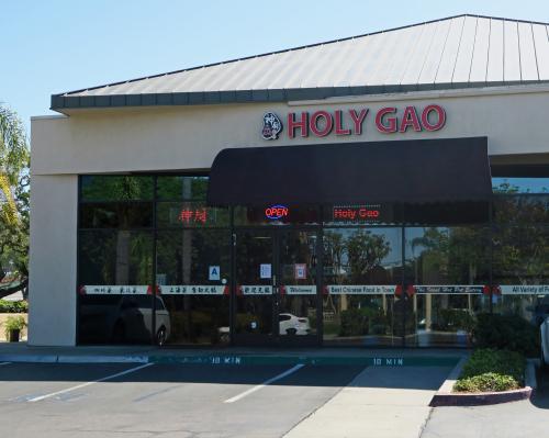 Mr Holy Gao 13