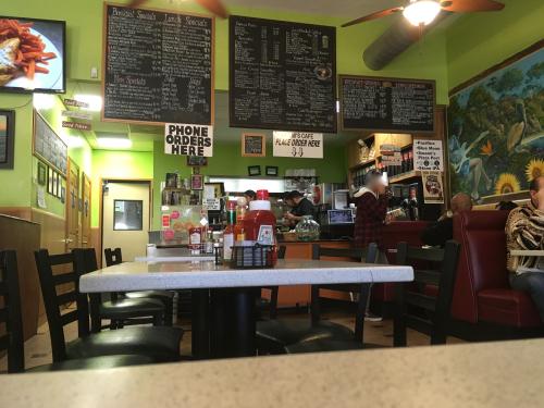 Leisure Cafe San Leandro Menu