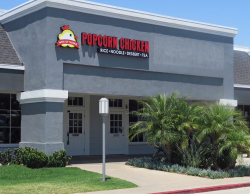 Popcorn Chicken 01