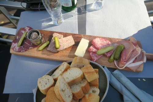 Charcuterie - Le Progres Brasserie - Epernay