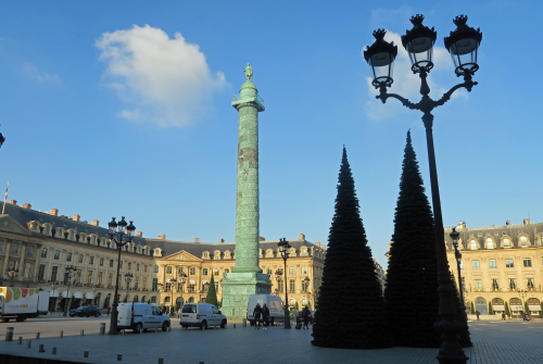 The Vendome Column - Paris